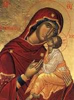 Богородица учит нас заповеди поста!