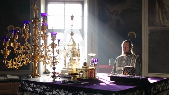 Литургия Преждеосвященных Даров | Аудио + текст