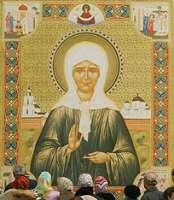 Записки святой Матроне – 11 ноября 2012