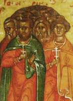 Святые 42 мученика Амморейские - житие