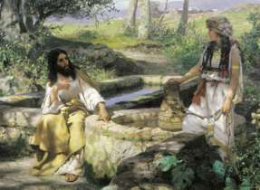 Святая мученица Фотиния Самарянка - житие