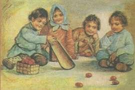 Катание яиц – Пасхальная игра!