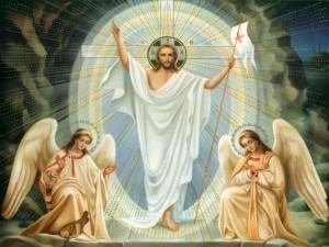 Первое явление Христа после воскресения