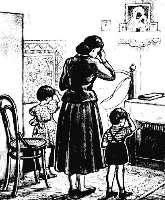Семейная молитва. Воспитание детей