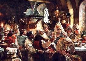 «Празднование именин!» - рассказ И. Шмелева