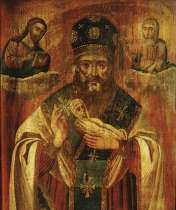 """Почему святителя Николая называют """"Никола мокрый""""? - чудо"""