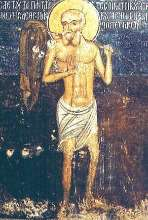 Преподобный Серапион Синдонит - житие