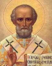 """""""Крест на крест"""" - чудесная помощь святителя Николая"""
