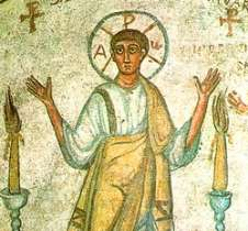 Священномученик Иануарий - житие
