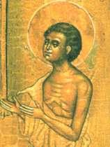 Блаженный Иоанн, Устюжский - житие