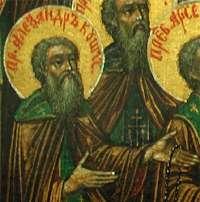 Преподобный Александр Куштский - житие