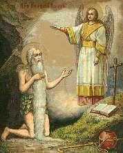 Преподобный Онуфрий Великий, и иже с ним - житие