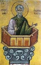 Преподобный Симеон Дивногорец - житие