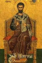 Апостол Варнава из семидесяти - житие
