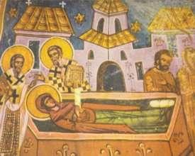 Воспоминание чуда великомученицы Евфимии