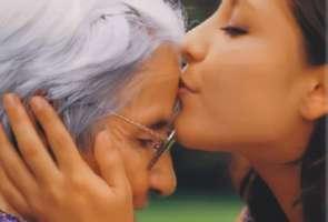 Любовь к матери