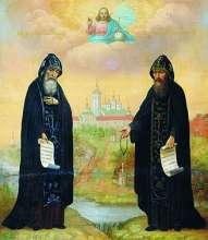 Преподобные Сергий и Герман Валаамские - житие