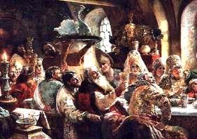 «Празднование именин» - рассказ Шмелева