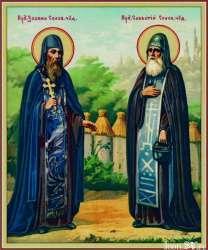 Чудеса преподобных Зосимы и Савватия Соловецких