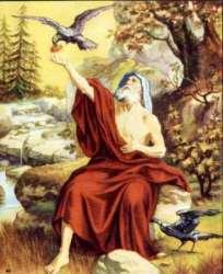 Святой пророк Илия - житие