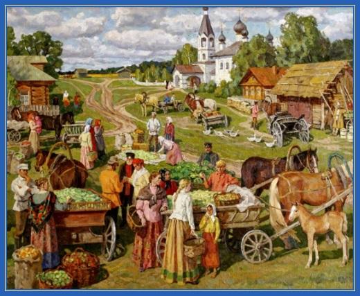Яблочный Спас, яблоки, Преображение Господне
