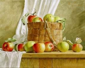 Можно или нельзя есть яблоки до Преображения
