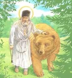 """""""Игумен и медведь"""" - поразительный рассказ"""