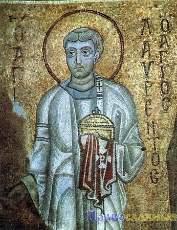 Мученик архидиакон Лаврентий и другие с ним