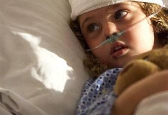 Болезнь детей – испытание Божие