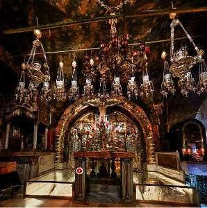 Память обновления (освящения) храма Воскресения Христова в Иерусалиме