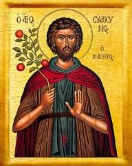 Преподобный Евфросин - житие