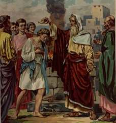 Пророк Самуил - житие