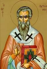 Священномученик Автоном- житие