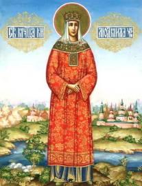 Святая мученица Людмила - жизнеописание