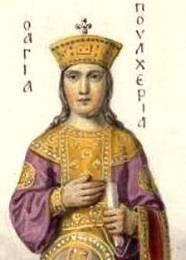 Святая царица Пульхерия - житие