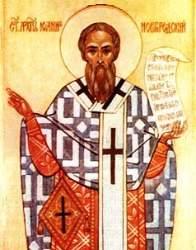 Святитель Иоанн Новгородский - житие