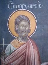 Святой мученик Порфирий