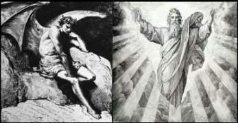 Кто все-таки управляет этим миром: Бог, или диавол?