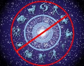Почему нельзя читать гороскопы и лунные календари?