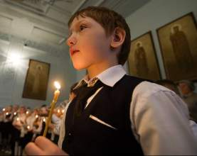 Как воспитать ребенка добрым и благочестивым христианином?
