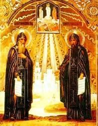 Преподобный Коприй – житие