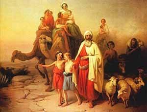 Праведный Авраам - житие