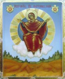 «Спорительница хлебов» - икона Божие Матери