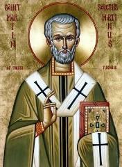 Святитель Мартин Турский - житие