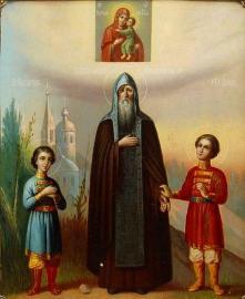 Благоверные князья Феодор, Давид и Константин