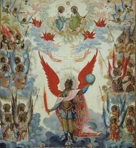 Собор святого Архистратига Михаила и прочих Небесных Сил бесплотных