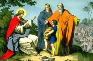 Как Христос накормил 5 хлебами 5 000 человек?