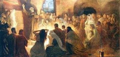 Первые епископы и священники