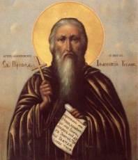 Преподобный Иоаникий Великий - житие