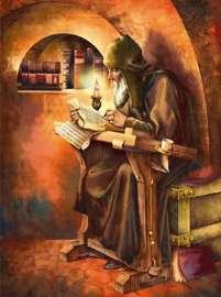 Преподобный Нестор, летопицец Печерский